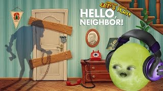 Gaming Grape Plays -  Hello Neighbor! (#Shocktober )