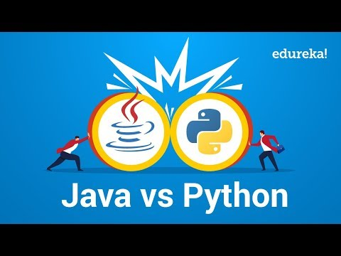 Java vs Python Comparison | Which One You Should Learn? | Ed