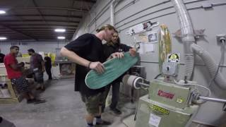 Sector 9 Custom Boards with Nicolas and Jeremy