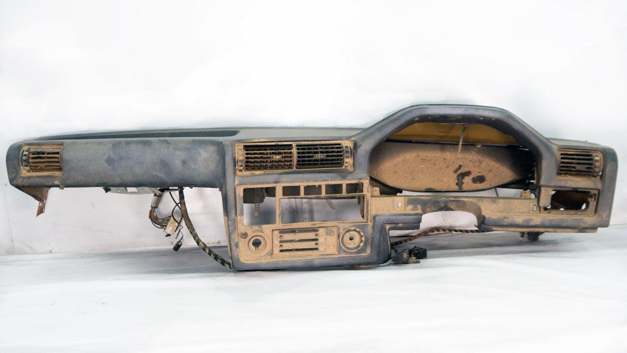 BMW E30 Dashboard [Restoration]