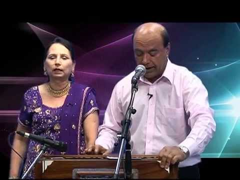 Masihi Geet by Masihi Sangeet Ministry - Gurmukh Singh Live on Glory TV (26/09-2014)