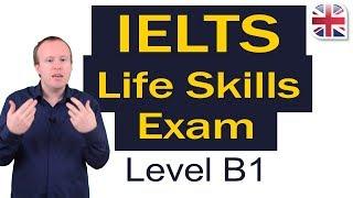 IELTS Life Skills Eאam Guide - Level B1