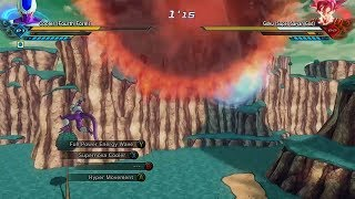 DragonBall Xenoverse 2 - When attacks clash (amazing collisions) #3 | DLC Pack 4 | Beam Struggles