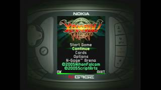 Xanadu Next - Nokia N-Gage Gameplay
