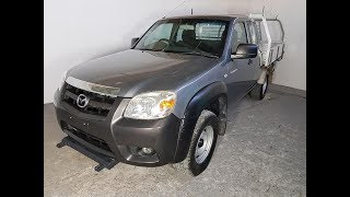 (SOLD) Turbo Diesel Space Cab 4×4 Mazda BT-50 Ute 2008 Manual Review