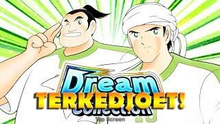 ASUPAN DI TENGAH BULAN - Captain Tsubasa: Dream Team
