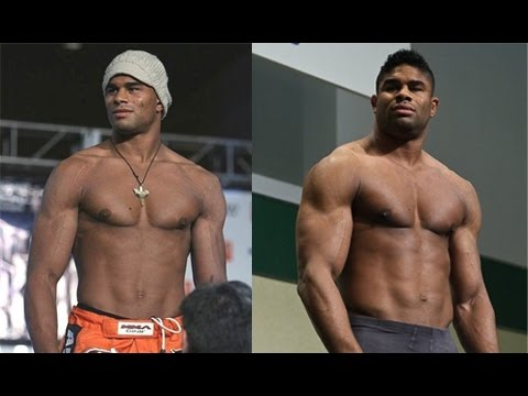 Alistair Overeem on How to get Big - YouTube