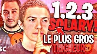 1 2 3 SOLARY  MICHOU LE PLUS GROS TRICHEUR DE FORTNITE