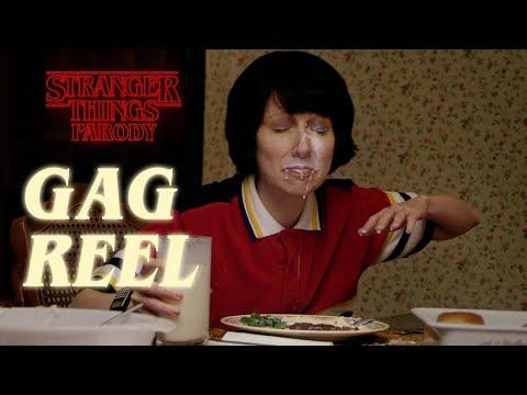 Stranger Things Parody - Gag Reel