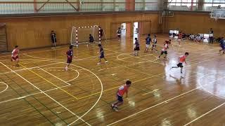 大阪市立大学ハンドボール部(vs愛媛大学A④)20170716