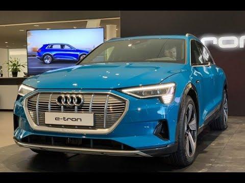 2019 Audi E-Tron: Exterior & Interior Tour! (Audi's Fully Electric SUV!)