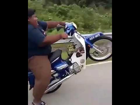 Bob wheelie motor ex5...