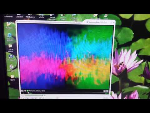 Plenoptic Spikes Musical Colors Visualizations