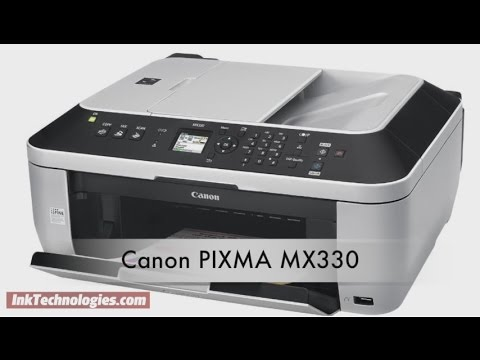 Canon PIXMA MX330 Scanner Download Drivers