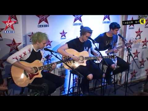 5 Seconds Of Summer - She Looks So Perfect [acoustic]
