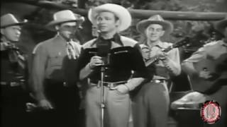 Roy Rogers and the Sons of the Pioneers - Blue Prairie 1942