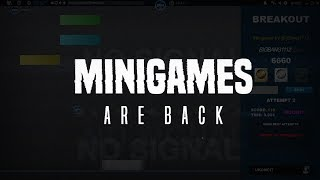 Minigames are back | 4 years on YouTube
