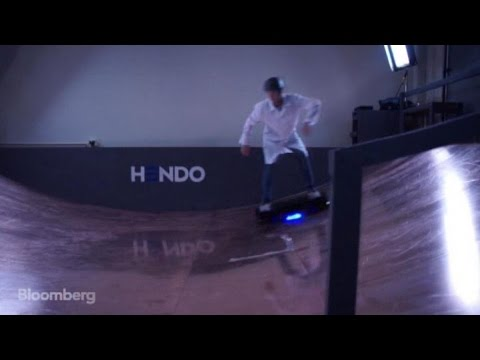 'Back to the Future' Hoverboard Coming to the Real World