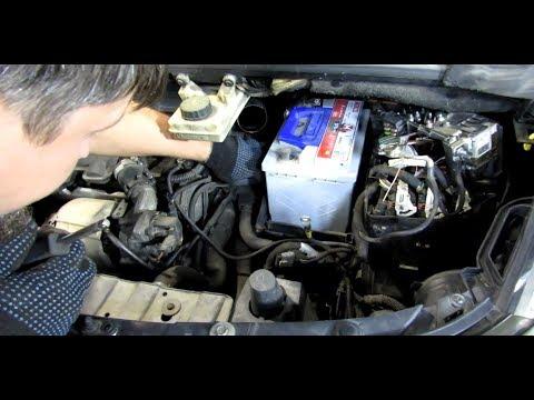 Как разобрать авто. Разбираем Пежо 3008 и снимаем двигатель EP6 C Peugeot 3008. Часть 1.