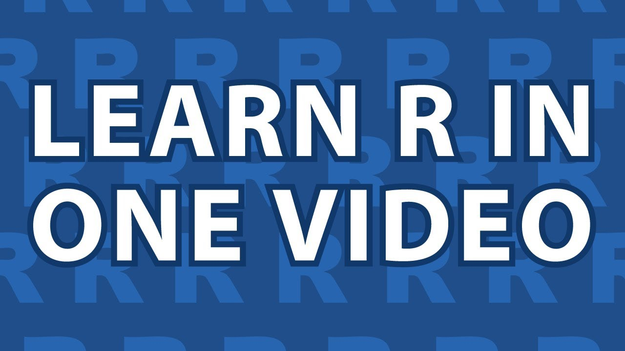 Video tutorial fundamentals of r programming and statistical.