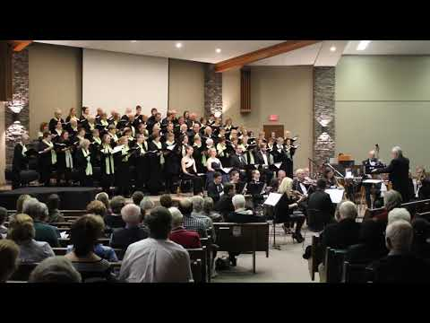 Swift Current Oratorio choir performs
