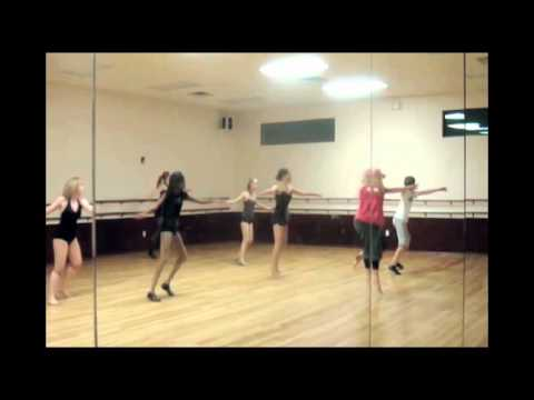 """Womanizer"" (Britney Spears) Dance Choreography"