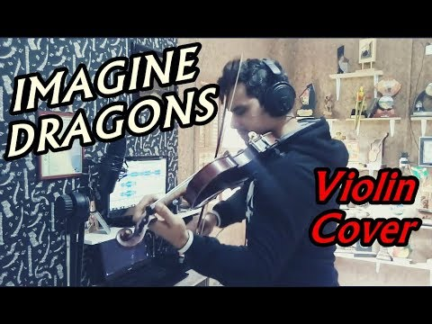 Imagine Dragons - Believer by Douglas Mendes Violin Cover