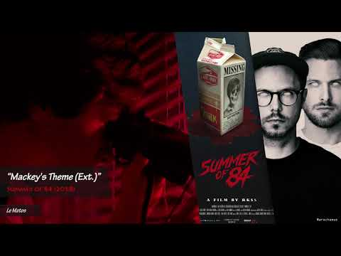 Horror Soundtracks - Summer Of 84 (2018)