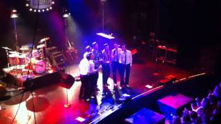 The Baseballs - Hard not to cry (HD)