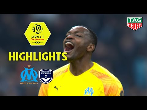 Olympique De Marseille - Girondins De Bordeaux ( 3-1 ) - Highlights - (OM - GdB) / 2019-20