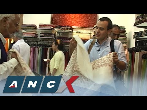 India: Shopping along the streets of Delhi | ANC Executive Class