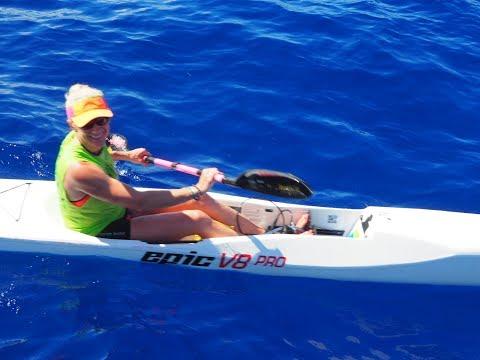 Crossing the Channel of Bones - Molokai Challenge 2017
