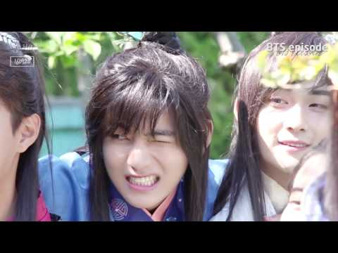 [Episode] This is 한성 of '화랑 (Hwa Rang)' (a.k.a. BTS V ^ㅁ^)