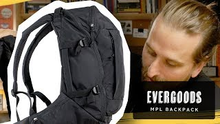 Evergoods MPL (Mountain Panel Loader) Review