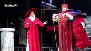 GALILEO 2019 - zkouška muzikálu (Divadlo Hybernia)