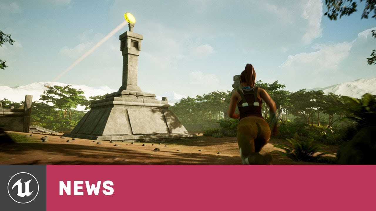 News and Community Spotlight | July 2, 2020 | Unreal Engine