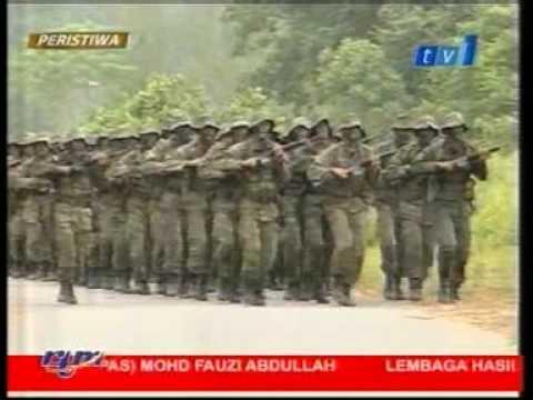Malaysian Maritime Enforcement Agency Newly Graduated Commando Squad-RTM1 Berita Nasional 8 Malam