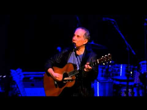 Paul Simon - The Sound Of Silence (Live In New Yor