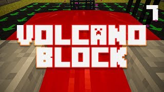 Volcano Block Ep. 7 Evilcraft Blood Infusion