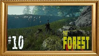 The Forest #10 - SUPER WEIRD Commentary Gameplay : Siblings (Deadly Duo)