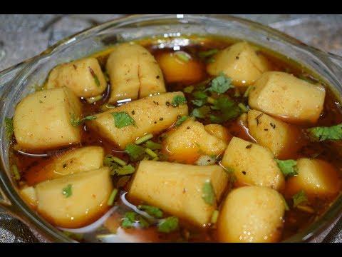 Dahi Arvi Curry    Arvi Dahi Recipe    Easy and Tasty Recipe By Yasmin Huma Khan
