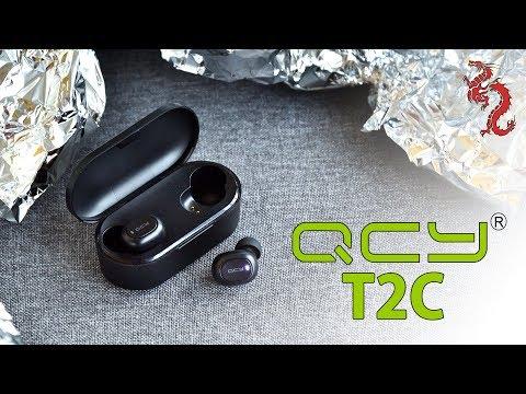 QCY T2C Bluetooth 5.0 TWS Earbuds  //Сильный конкурент Redmi AirDots