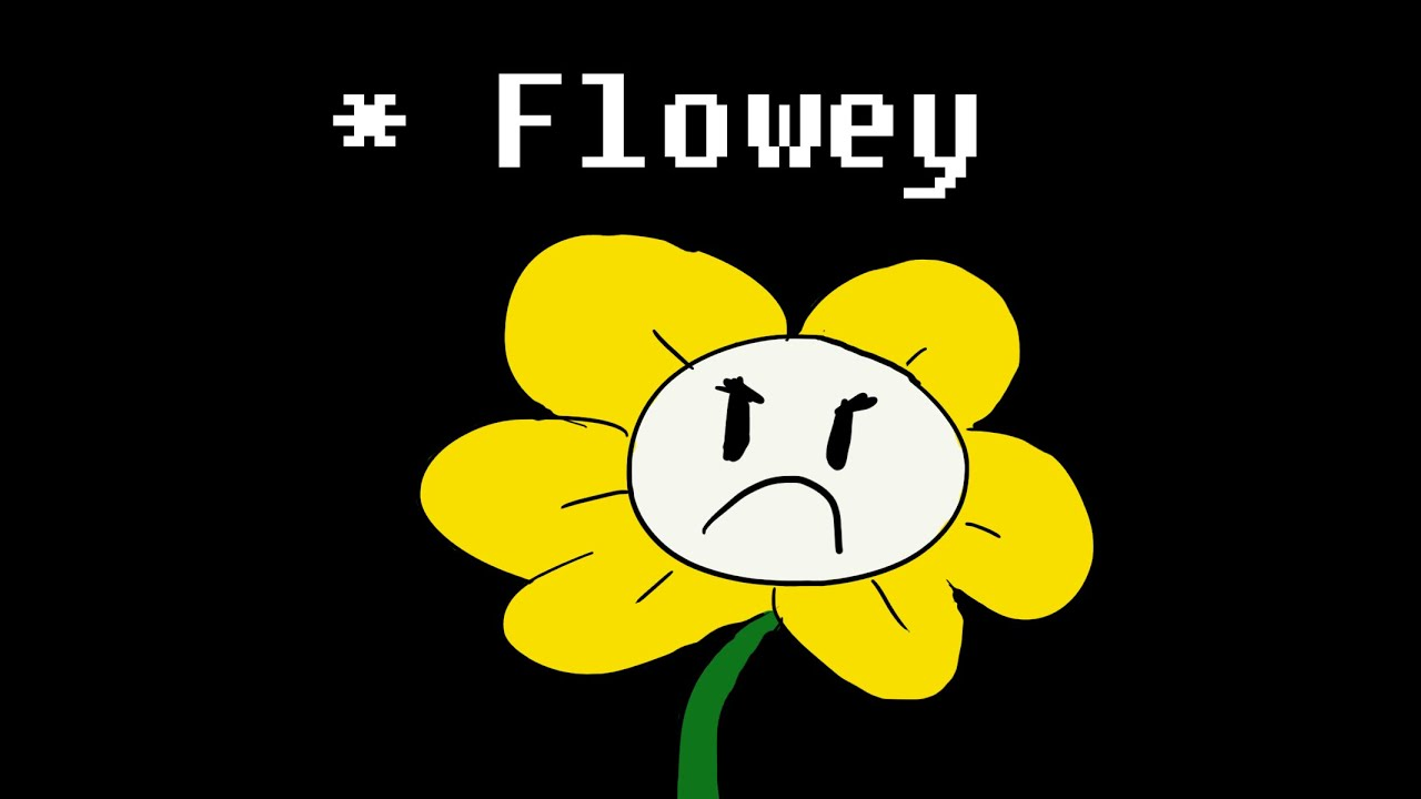 Flowey is Kinda Fat - Flowey Fan Club