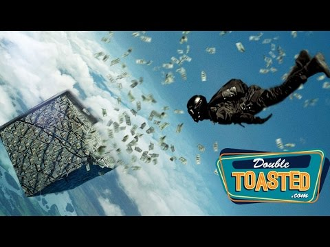 POINT BREAK (RE UP) - Double Toasted Review