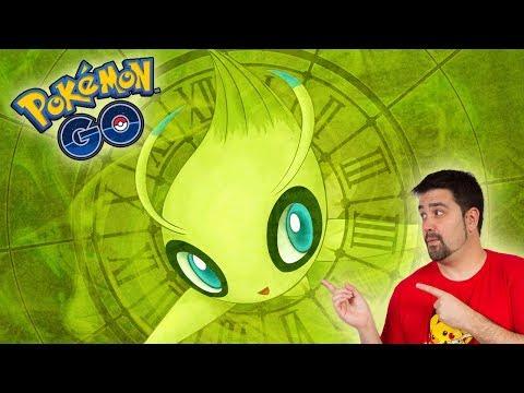 ¡ESPECTACULAR CELEBI! El NUEVO POKÉMON MÍTICO de Pokémon GO!!! [Keibron] thumbnail