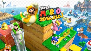 Super Mario 3D World -  Cemu 1.8.1 - GTX 1050 Ti