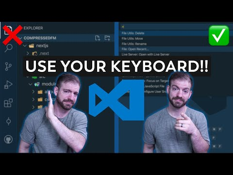Don't Use the Sidebar in VS Code!!