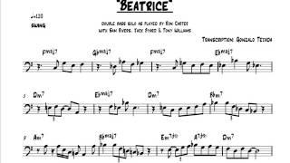 Double bass jazz solos free transcriptionswww.gonzalotejada.com