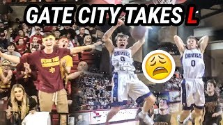 Mac McClung & Gate City Suffer First Loss In FOREVER! He Still Put On A SHOW 🔥