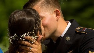 Our Wedding | Military Wedding